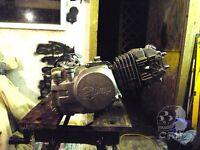 YX 140 engine