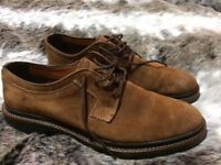 Men´s Brown Leather Shoes from ZARA UK 8 (42)