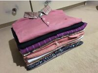 10 x Men's Ted Baker Shirts and Polo Mix