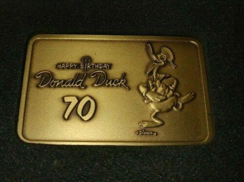 Disney - 70 Years Anniversary - Donald Duck - Best Guest Ingots