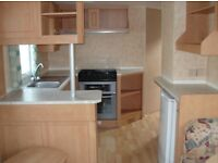 Low priced holiday home static caravan for sale East Coast