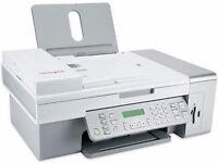 Lexmark X5495 Inkjet All In One A4 Colour Printer Fax Copier Scanner PictBridge
