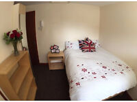 * STUDIOS * FULLY FURNISHED * BILLS INCLUDED EXCEPT C/TAX * CLOSE TO CITY CENTRE *