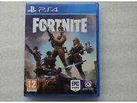 ORIGINAL SAVE THE WORLD FORTNITE PS4 GAME!