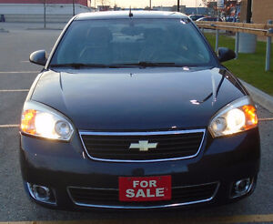2006 Chevrolet Malibu  LTZ SAFETIED with NEW Winter Tires & Rims