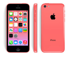 iPhone 5c 16GB Fido Pink Excellent Condition