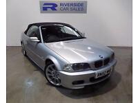 2003 BMW 3 Series 320 Ci Sport 2dr 2 door Convertible