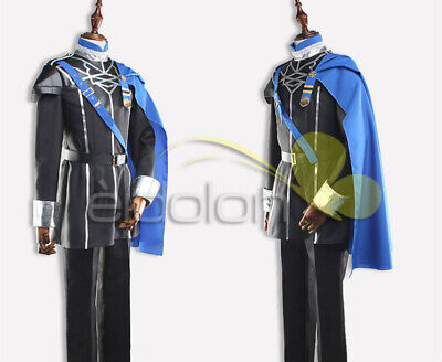 Fire Emblem Three Houses Dimitri Cosplay Kostüme Costume Uniform (Fire Emblem Kostüm)