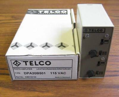 Telco Dpa20b501 115v Photoelectric Amplifier Photo Nib