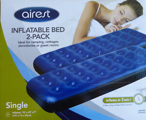 Inflatable bed 2pack