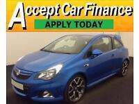 Vauxhall/Opel Corsa 1.6i ROM £36 PER WEEK.