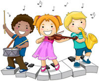 Music Summer Camp for Ages 3-5
