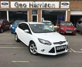 Ford Focus 1.6TDCi 115ps Zetec 5dr - ONE OWNER