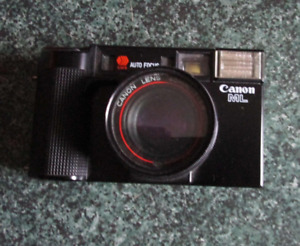 Canon AF35 ML film camera