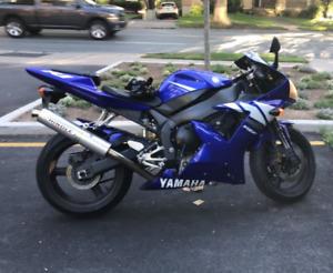 2003 Yamaha R1