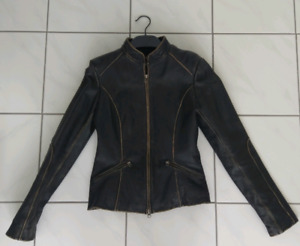 Danier Genuine Leather womens jacket.