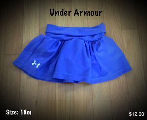 Under Armour - size 18 months. Perfect condition
