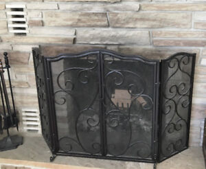 Find Fireplace Gate in Buy & Sell | Buy and sell items locally in Ontario. Find art