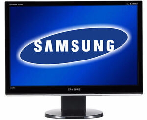 Samsung SyncMaster 2493HM 24 po. a vendre