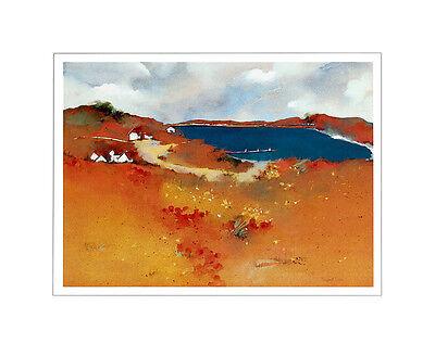 R. Haynal Studie 4 Poster Kunstdruck Bild 40x50cm