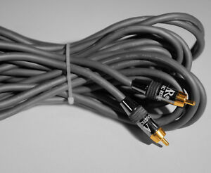 Acoustic Research subwoofer cable 25 feet
