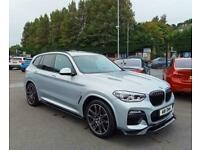 2018 BMW X3 xDrive30d M Sport 5dr Step Auto ESTATE Diesel Automatic