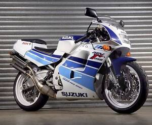 Suzuki RGV250 wanted. Parts or complete bike. VJ22 Howard Springs Litchfield Area Preview