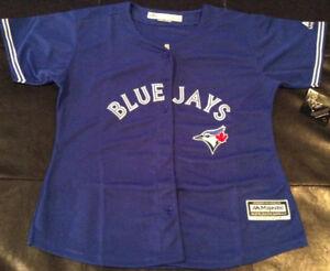 Brand New Women's  Toronto Bluejays Kevin Pillar Jersey