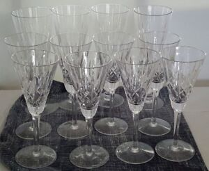 Crystal Champage Flutes