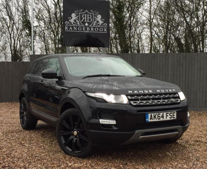2015 64 Land Rover Range Rover Evoque 2 2 Ed4 Pure Tech 5dr Diesel
