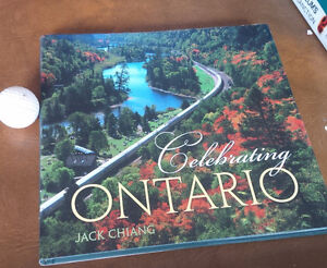 Celebrating Ontario, Jack Chiang, 2004 Signed by Author
