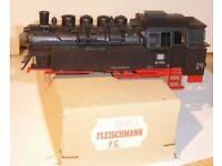 Fleischmann N 215N //81 Gehäuse Lokgehäuse für BR 610 DB AG 610 007