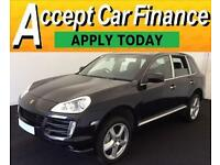 Porsche Cayenne 4.8 Tiptronic S S FROM £67 PER WEEK!