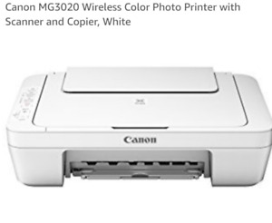 [Brand New]Canon Printer MG3020