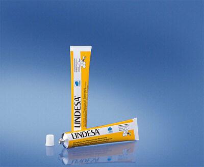 1-10 Stück Original Lindesa Hautschutzcreme Handcreme mit Bienenwachs 50 ml Tube