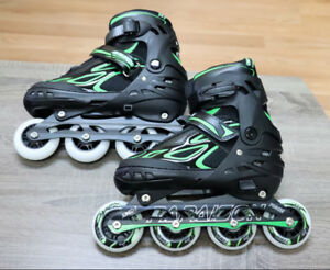 New Inline Skate-Adjustable Boots, Great gift for the Holiday!
