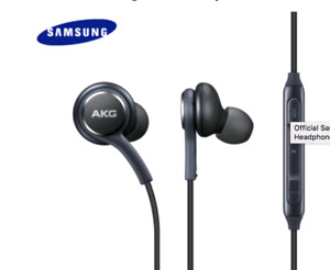 NEW Samsung S9 S8 S8+ Note8 AKG In-Ear Headphones works with all