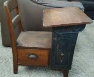 Vintage child's desk..