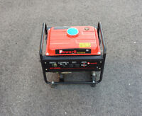 POWER GENERATORS  / BE READY FOR POWER OUTAGE !