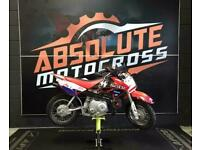 HONDA CRF50 2004 - MOTOCROSS BIKE - FINANCE & DELIVERY AVAILABLE - NOT PW LT 50