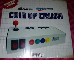 Coin Op Crush CD New + Never Opened