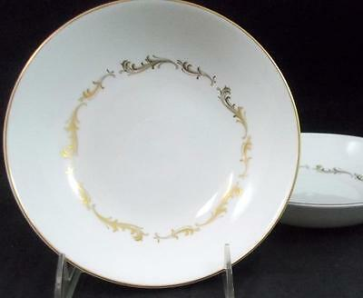 Royal Doulton FRENCH PROVINCIAL 2 Coupe Cereal Bowls H4945 GREAT -