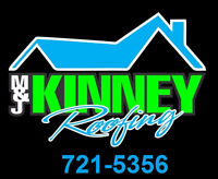 M & J Kinney Roofing - Shingle Roofers