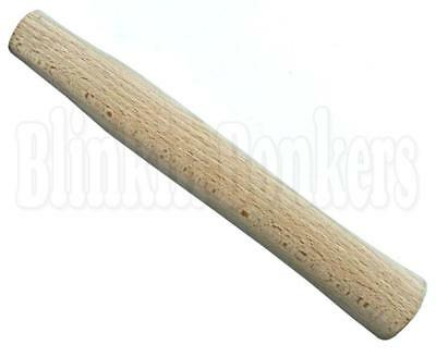 NEW REPLACEMENT SPARE WOODEN SOLID REAL WOOD CLUB LUMP HAMMER HANDLE SHAFT 34B