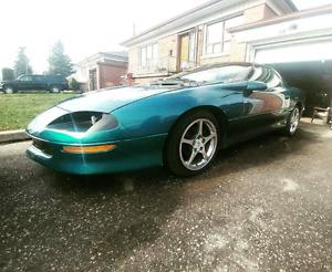 1997 Chevy Camaro (built motor/w a spare)