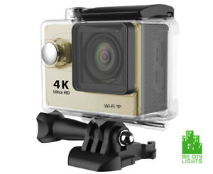 SALE! - Ultra 4K Waterproof Action Camera - and FREE SHIPPING!