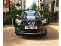 Nissan Qashqai 1.6 Visia PETROL 2010 - 1 OWNER FROM NEW, FULL SERVICE, ONLY 70k