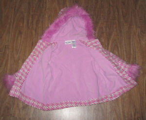 Pink Hooded Jacket Size 24M Kitchener / Waterloo Kitchener Area image 2