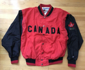 Champion Official Gear Canadian Olympic team - Vintage Jacket