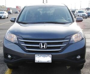 2013 Honda CR-V Touring SUV, Crossover, Just Off Leased,